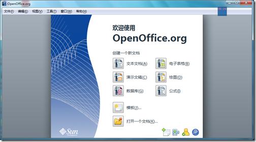OpenOffice.org 3.1.0