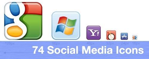 74-social-media-icons