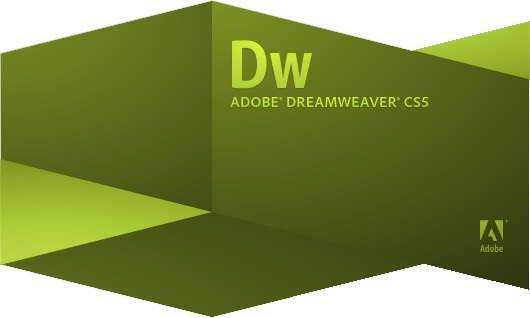 Adobe Dreamweaver CS5 Splash Screenshot