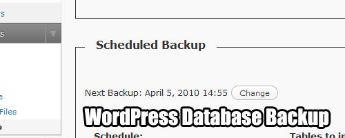 wp-plugin-wordpress-database-backup