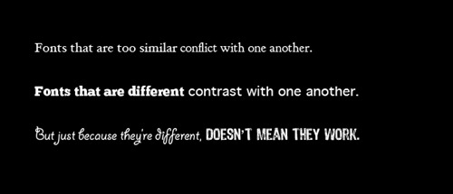 conflict-contrast