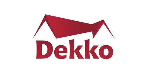 12 red creative logo Dekko