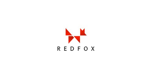 12 red creative logo Red Fox