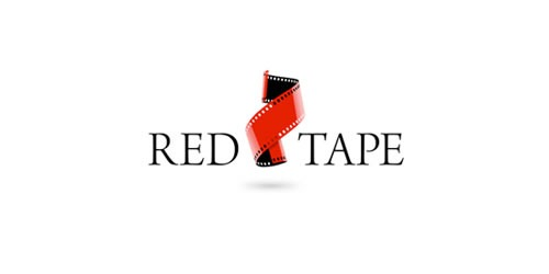 12 red creative logo Red Tape