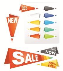 Sale tag origami (3)