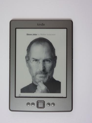 Kindle Steve Jobs