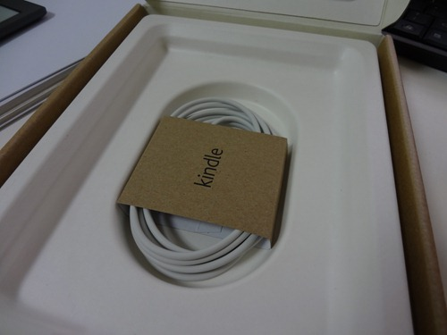 Kindle Cable