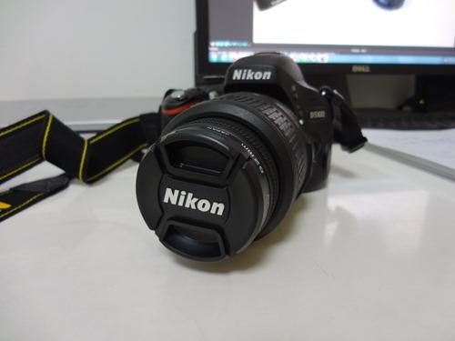 Nikon D5100 Front