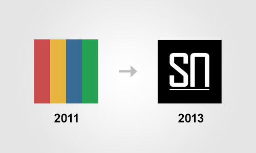 soleilneon logo change 2013