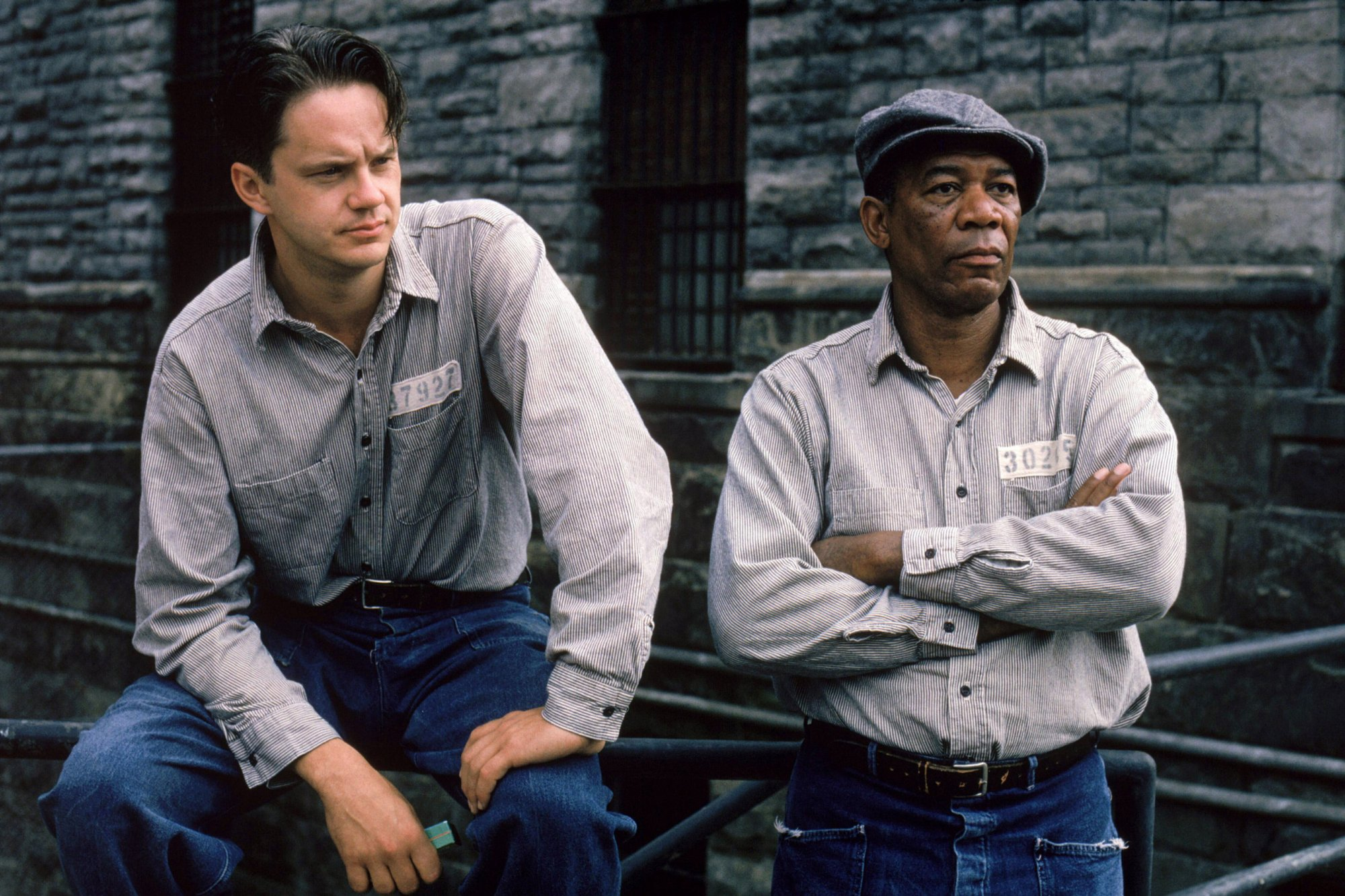 Institutionalization Scene in The Shawshank Redemption