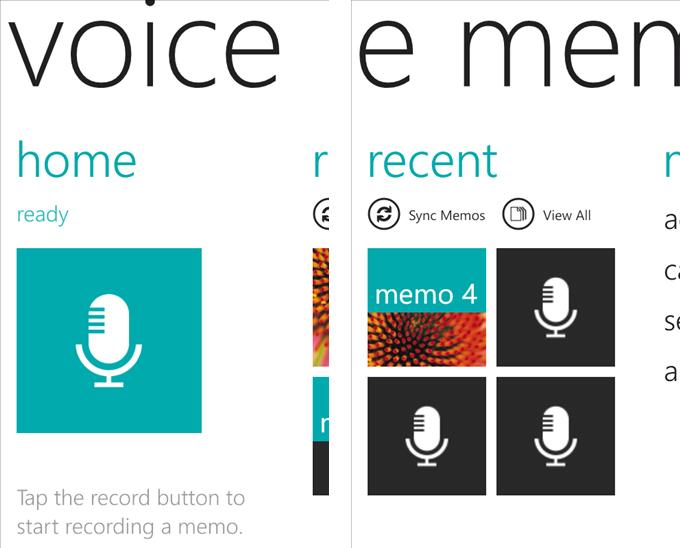 Voice Memos Lite