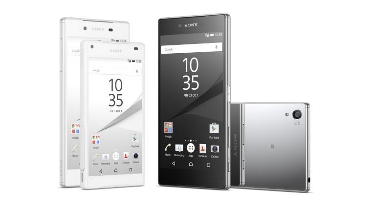Sony Z5 Series