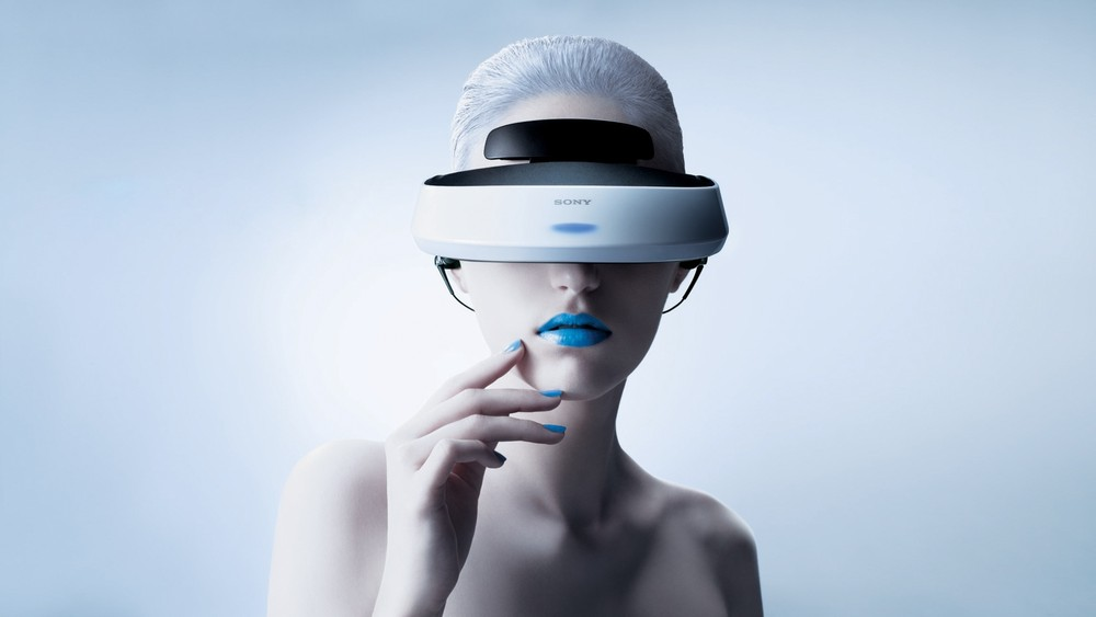 Sony VR Device